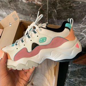 Skechers D Lites 3.0 Chunky Sneakers